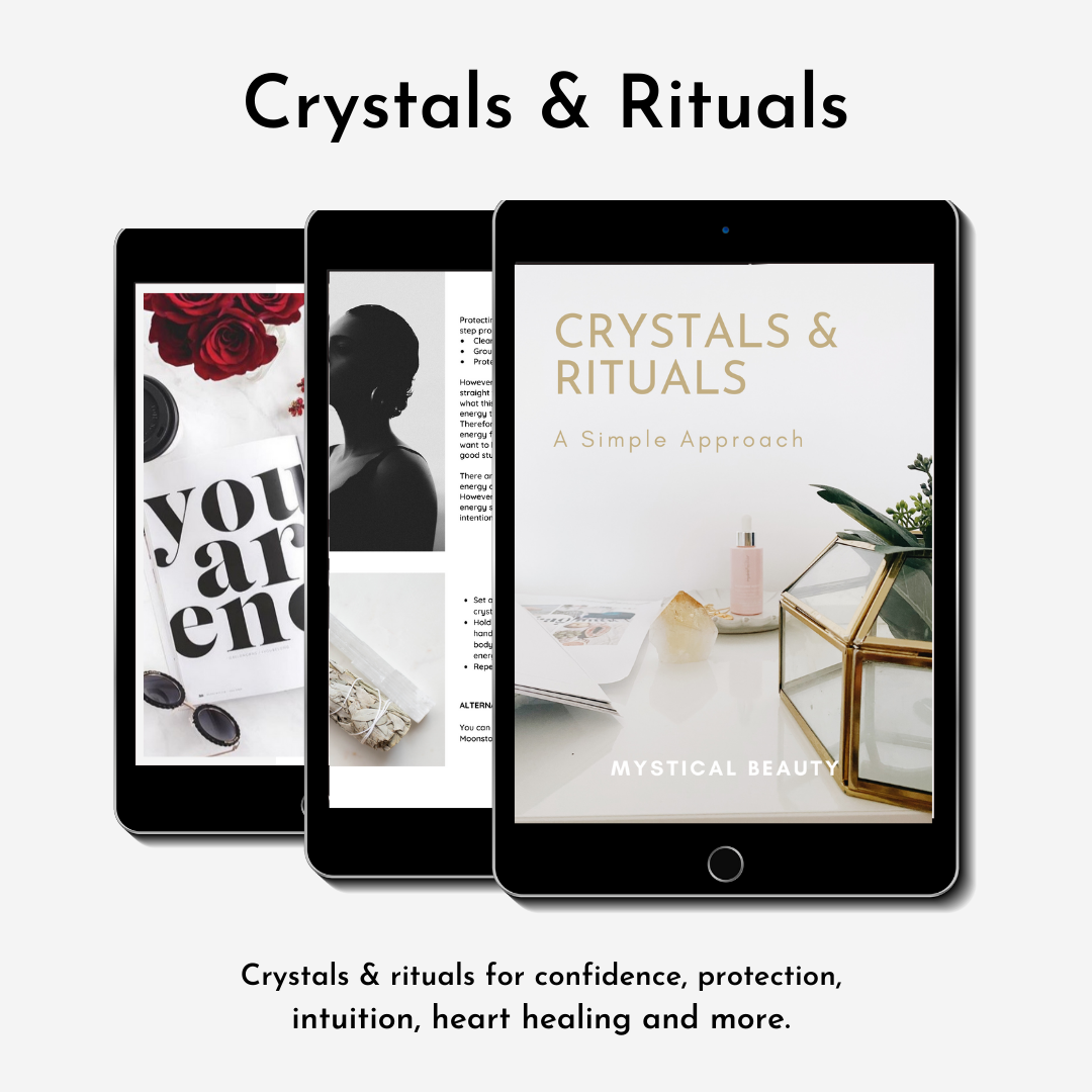 crystals beginners guide