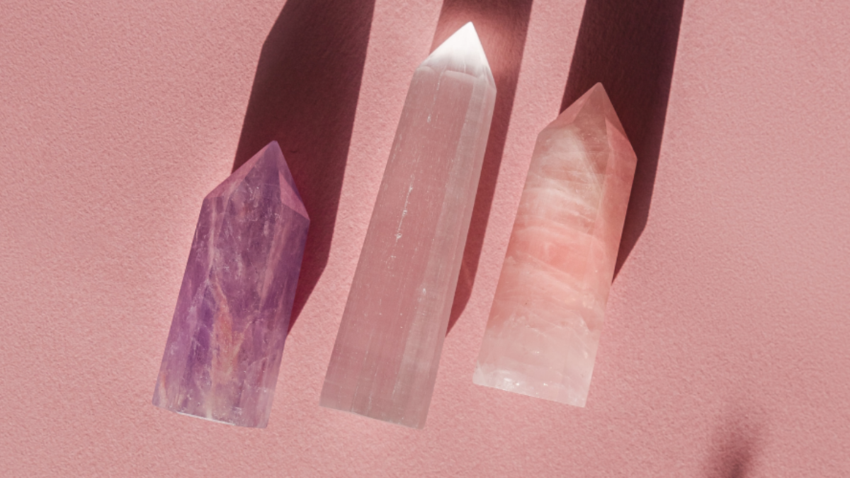 crystals for heart healing